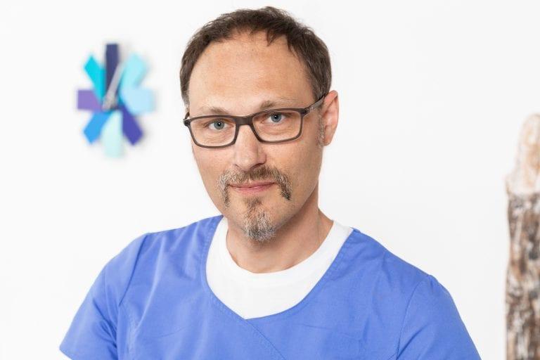 Portrait Christian Lipp, Frauenarzt